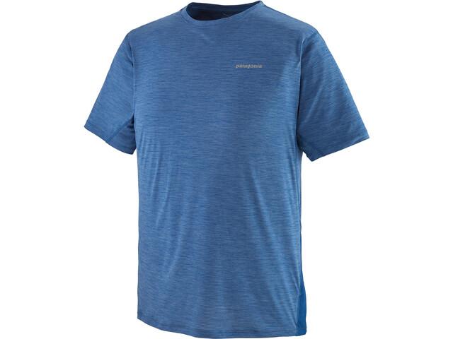 Patagonia Airchaser Shirt Men, superior blue/light superior blue x-dye